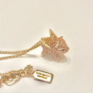 Kate Spade Necklace - When Pigs Fly!